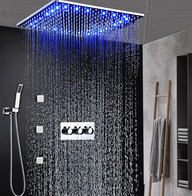 best bathroom shower faucets
