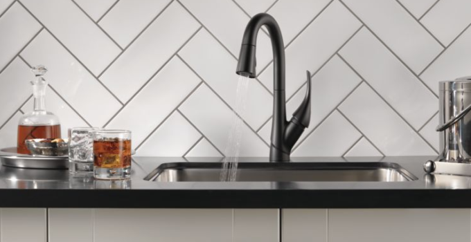 best touch kitchen faucets