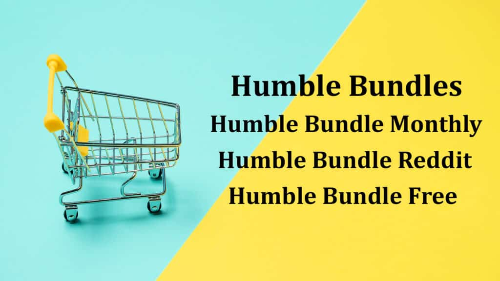 Humble Bundle - Humble Bundle Monthly
